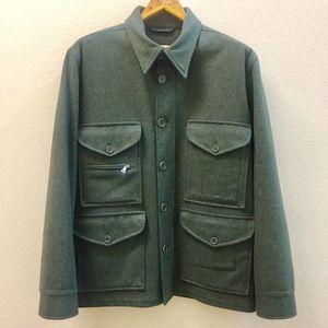 Paul Smith Wool Field Jacket Size L